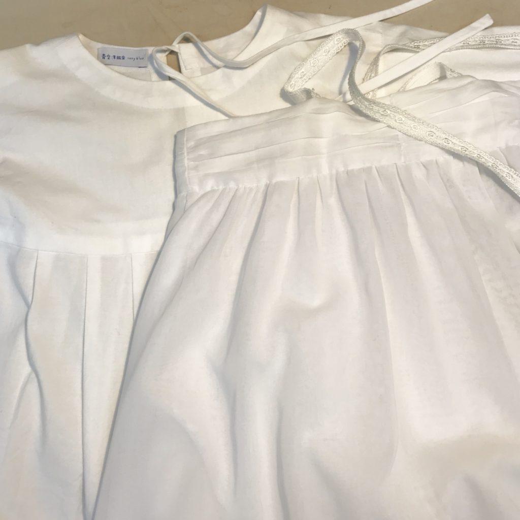 サクラとメイ 春に作った少女服