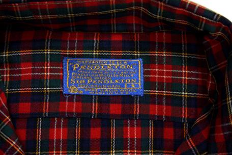 旧サーペンドルトン織りネーム