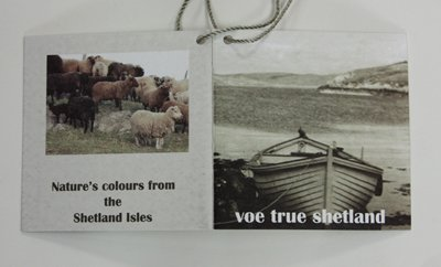 ヴォートゥルーシェットランド Voe True Shetland