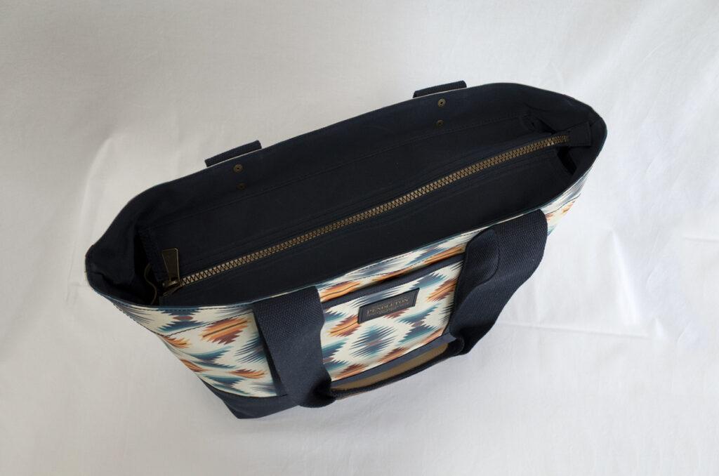 ペンドルトントートバッグ  ファルコンコーブサンセット
